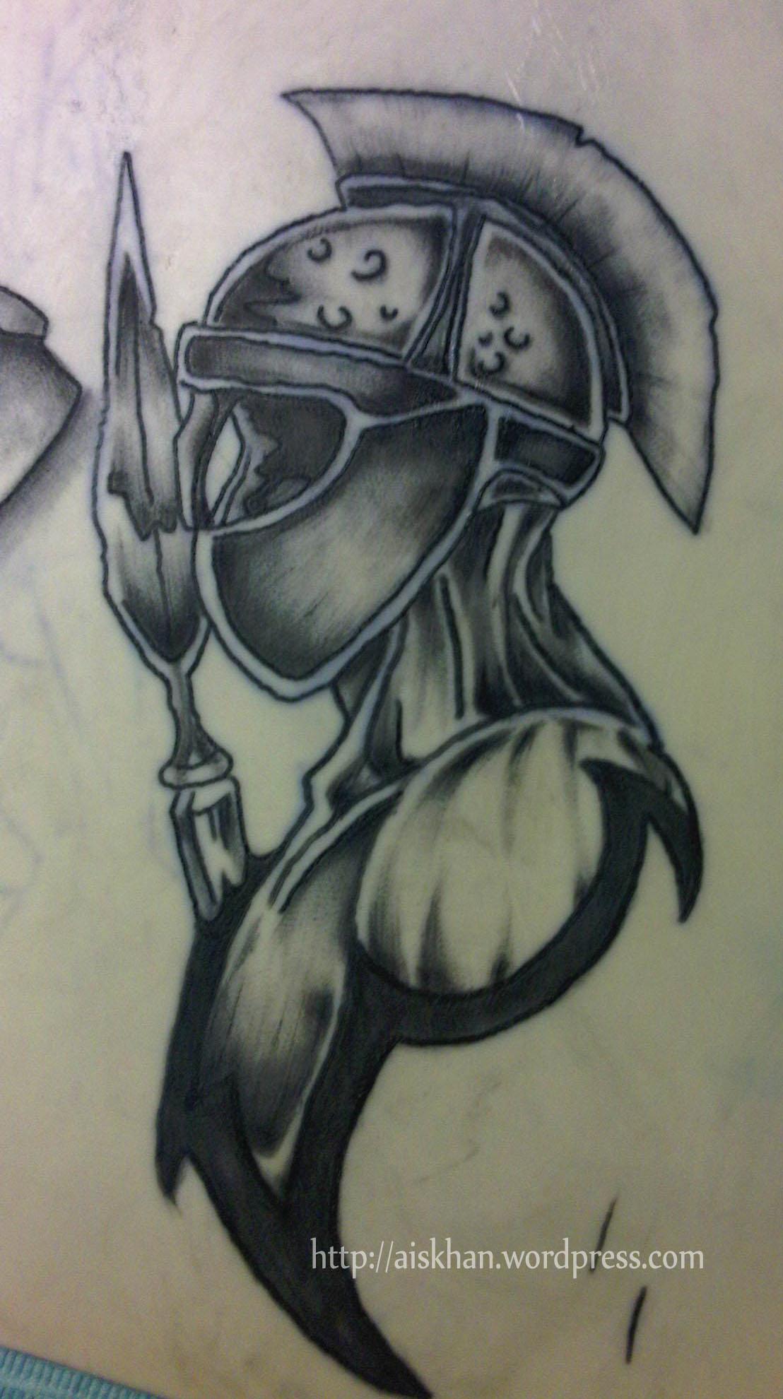Roman Legion Tattoo De...