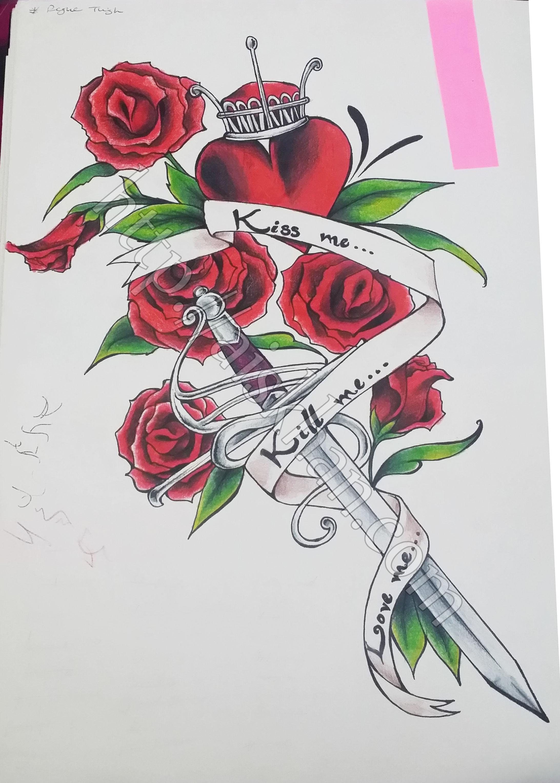 tattoo design – ayesha khan