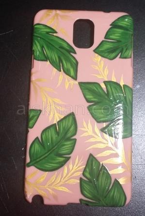 Pretty Palm Leaves